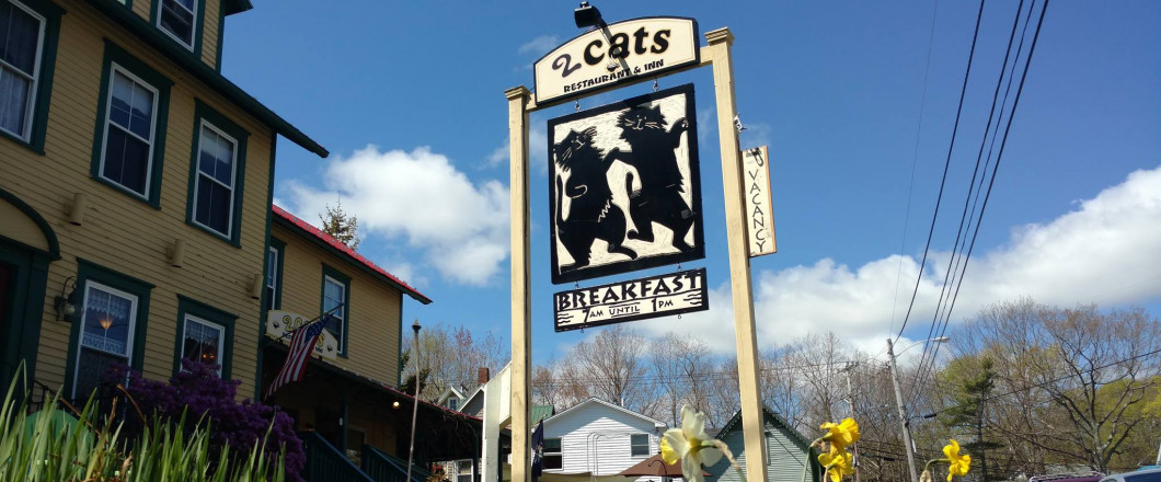 2 Cats Restaurant Bar Harbor Me